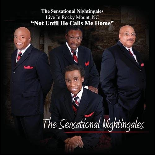 Not Until He Calls Me Home: Live In Rocky Mount, NC [CD]