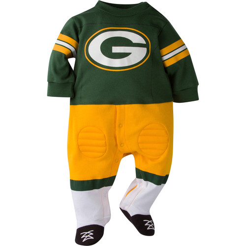 NFL Green Bay Packers Footie