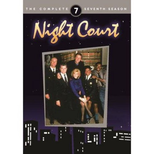 Night Court: The Complete Seventh Season [3 Discs]