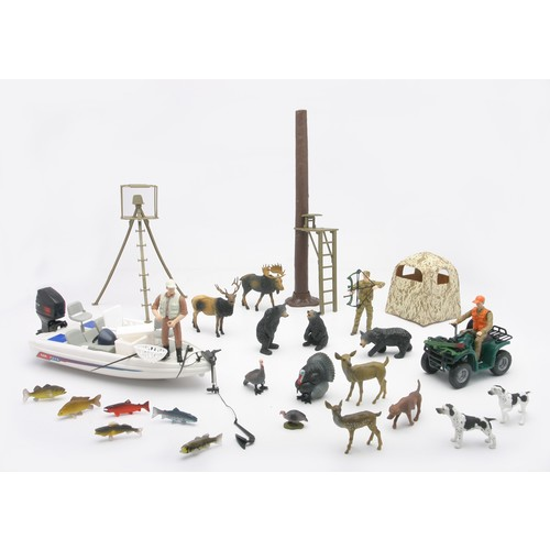 Ray Deluxe Hunting Playset