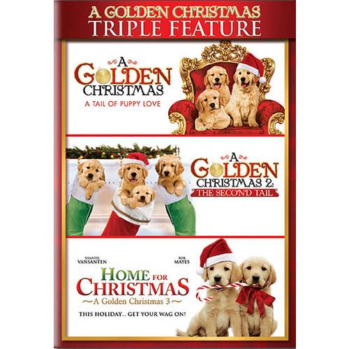 A Golden Christmas: Triple Feature