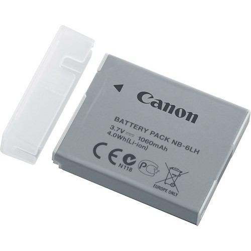 Canon - NB-6LH Lithium Battery