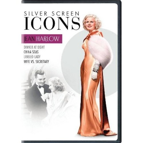 Silver Screen Icons:Jean Harlow (DVD)