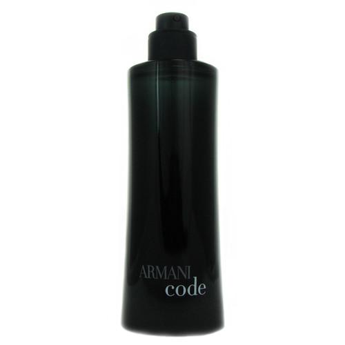 Giorgio Armani Code Men's 2.5-ounce Eau de Toilette Spray ((Unboxed) (Tester))