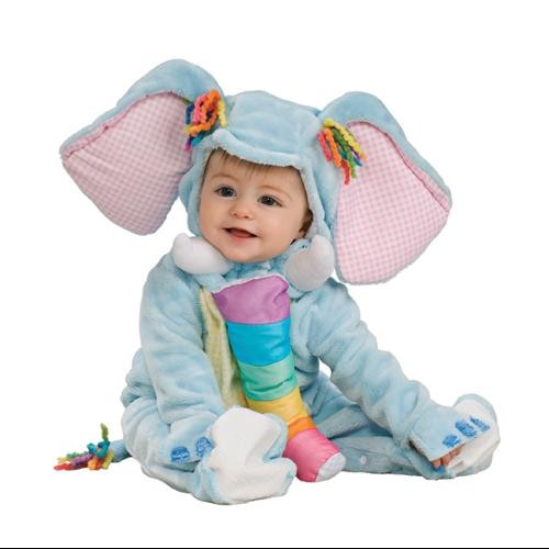 Deluxe Elephant Infant Costume size 12-18 Months