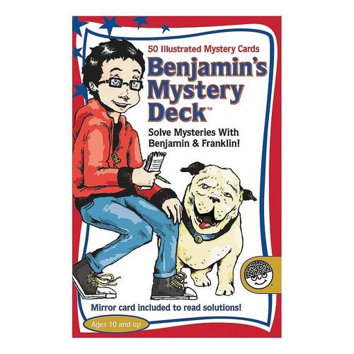 MindWare  Benjamins Mystery Deck