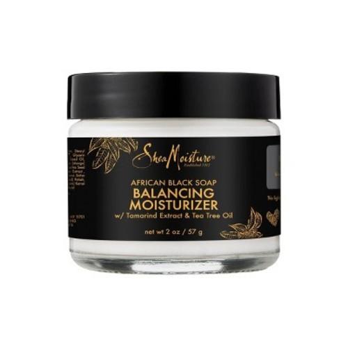 SheaMoisture African Black Soap Problem Skin Moisturizer - 2 oz