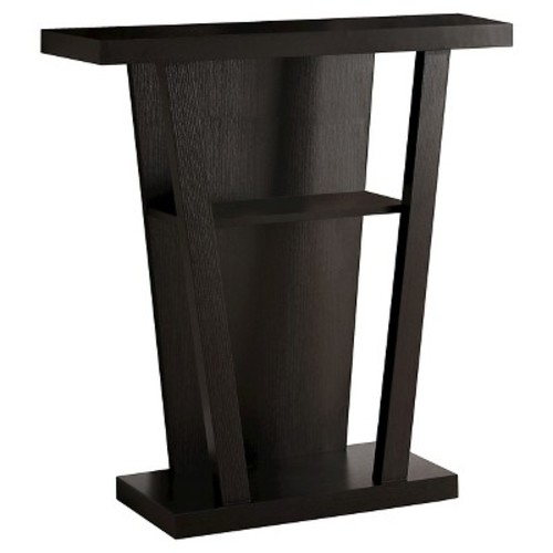 Console Table - Brown - Monarch Specialties