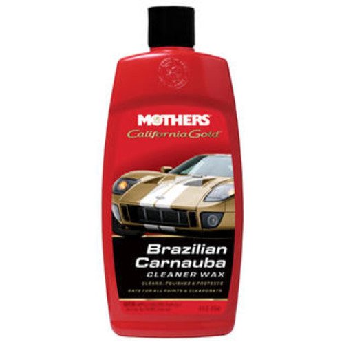 MOTHERS POLISH Mothers California Gold Brazilian Carnauba Wax Liquid - 16oz