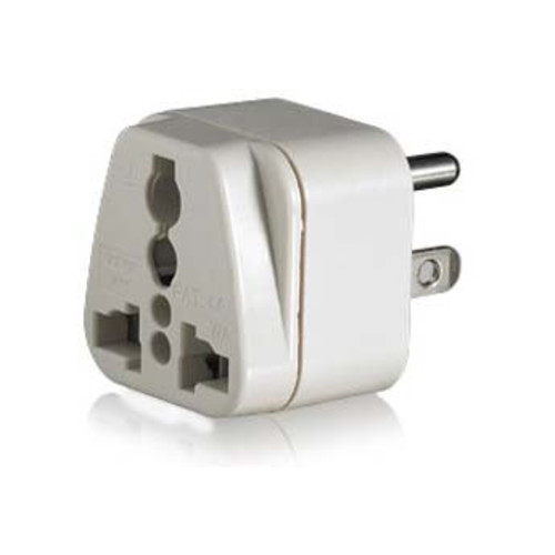 Grounded Power Adapter-to-US Plug