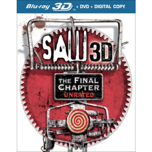 Saw: The Final Chapter (Blu-ray + Blu-ray + DVD + Digital Copy)