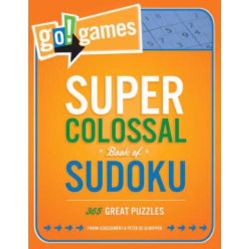 Go!Games Super Colossal Book of Sudoku
