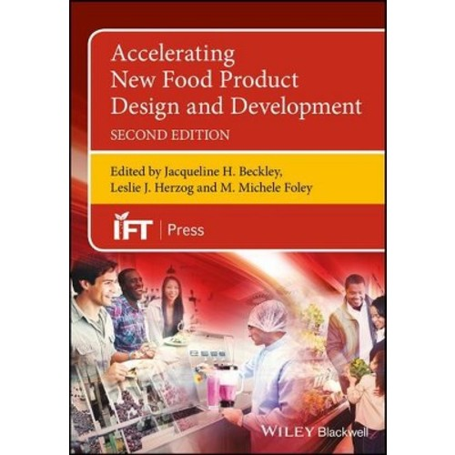 Accelerating New Food Product Design and Development (Hardcover)