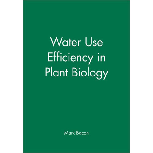 Water Use Efficiency In Plant