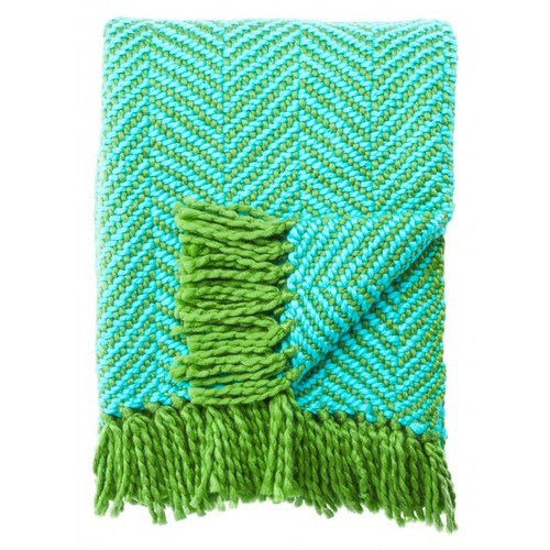 Kate spade new york astor throw, green