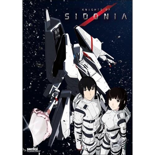 Knights of Sidonia: Season 1 [5 Discs] [Blu-ray/DVD]