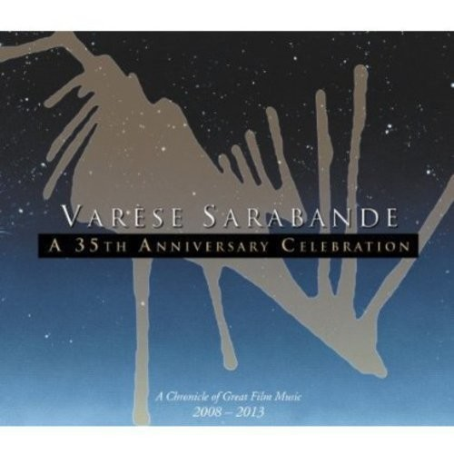 Varese Sarabande: A 35th Anniversary Celebration [4 CD] [CD]
