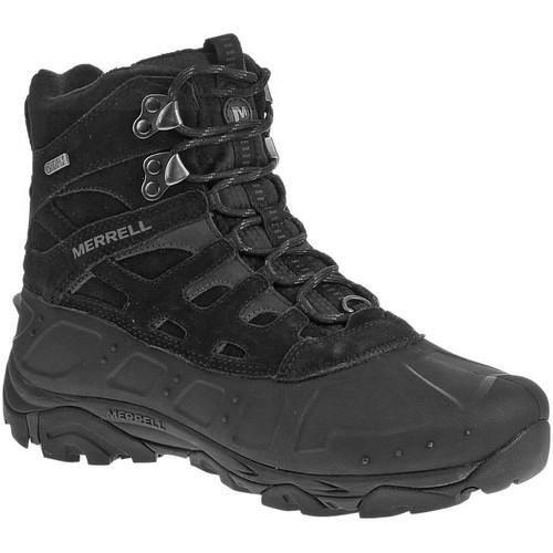 Merrell Men's Moab Polar WP Hiking Boot 11 Medium Black