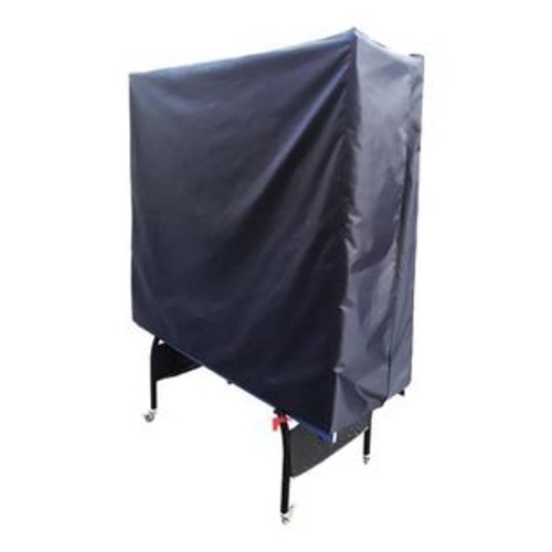 Hathaway HATHAWAY Black Polyester Table Tennis Cover