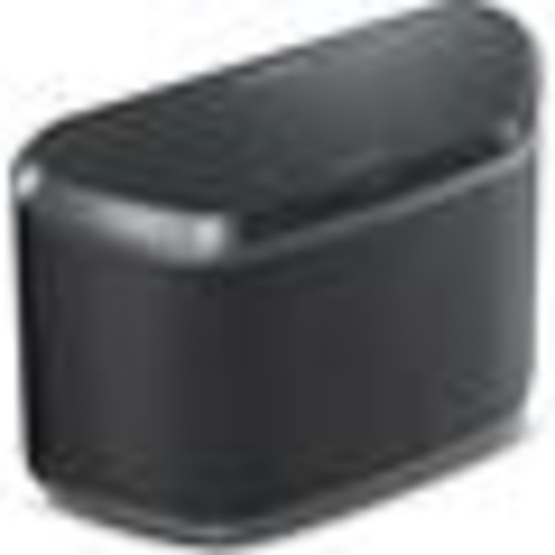 Yamaha MusicCast WX-030 (Black) Wireless streaming speaker with Wi-Fi, Bluetooth, and Apple AirPlay