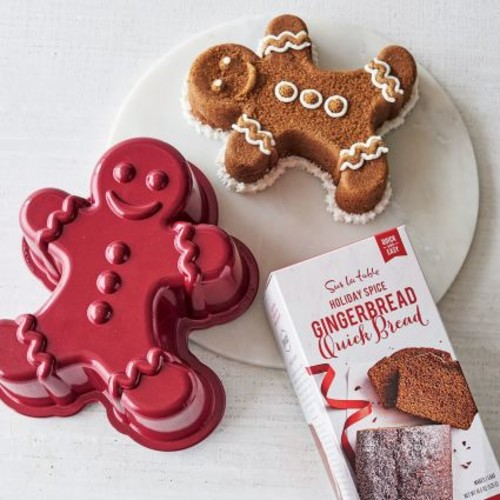 Nordic Ware Gingerbread Man Pan