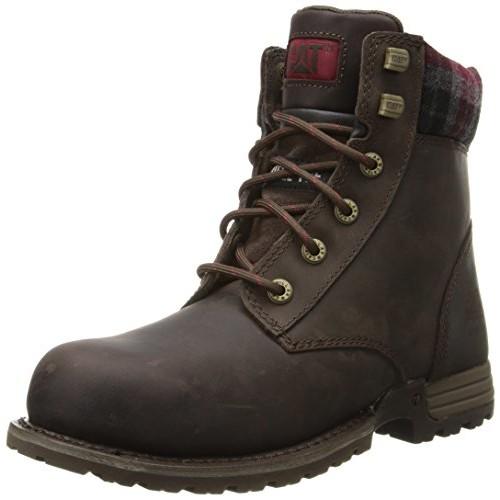CAT Women's Kenzie Steel Toe EH Work Boots