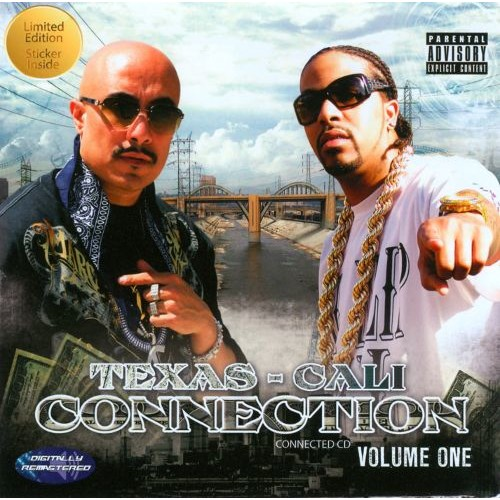Texas-Cali Connection, Vol. 1 [Enhanced CD] [PA]