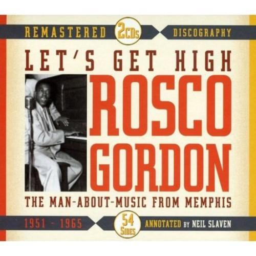 Let's Get High [CD]