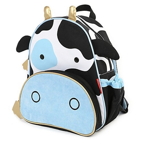 SKIP*HOP Zoo Packs Little Kid Cow Backpack