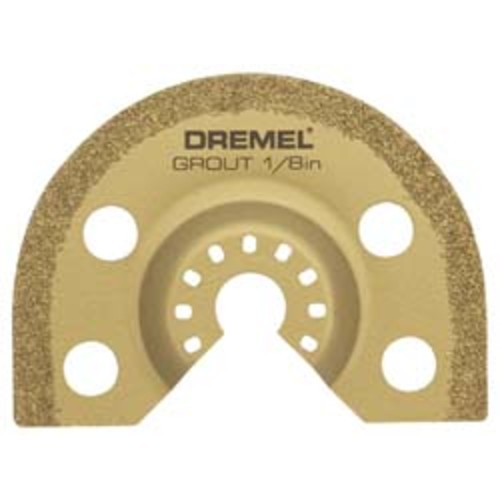 MM500 Dremel Grout Removal Blade for Oscillating Rotary Tool Accessories