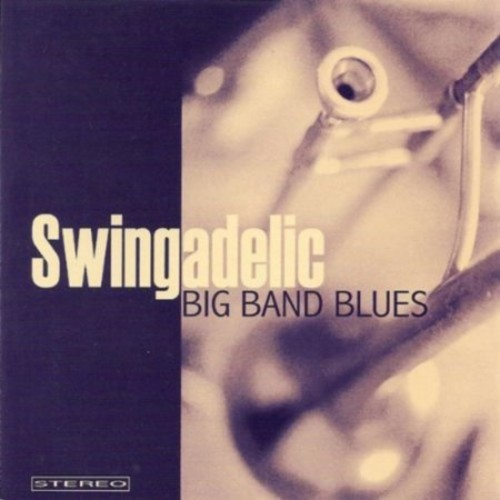 Big Band Blues [CD]