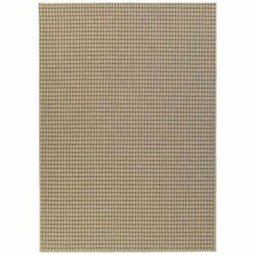 Garland Rug Jackson Square Tan 7 ft. 6 in. x 9 ft. 6 in. Area Rug