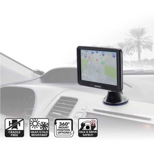 Scosche MAGHDGPS MagicMOUNT Magnetic Dash/Window Mount for Mobile Devices