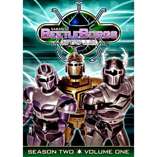 Beetleborgs Metallix: Season Two, Vol. 1 [DVD]