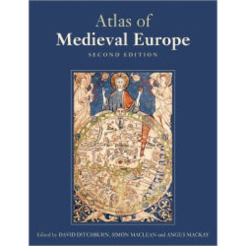 Atlas of Medieval Europe / Edition 2