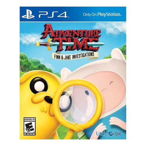 Adventure Time: Finn & Jake Investigations for PS4