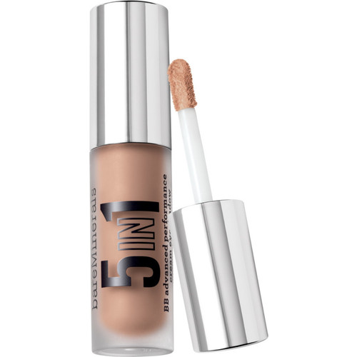 5-in-1 BB Advanced Performance Cream Eyeshadow Broad Spectrum SPF 15 [Barely Nude (coconut)]