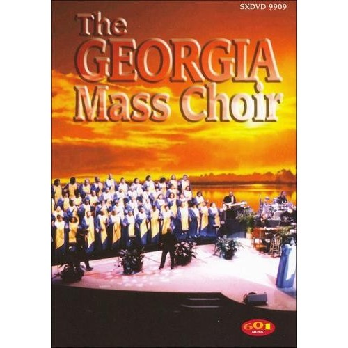 The Georgia Mass Choir [DVD]