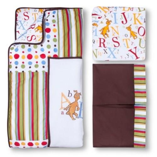 Dr. Seuss by Trend Lab 3pc Crib Bedding Set  ABC