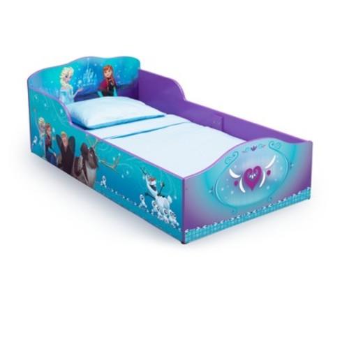 Disney Frozen Wooden Toddler Bed
