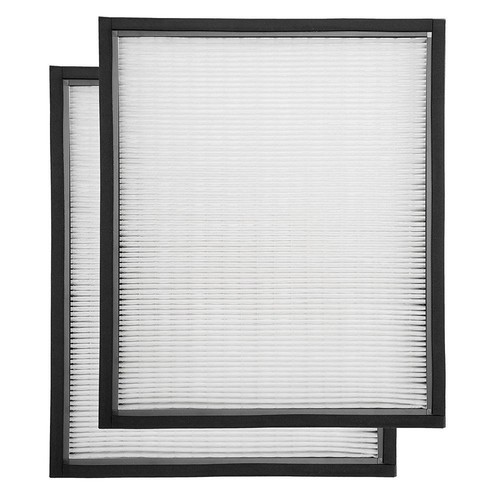B-Air AS-HF Air Stage 2 HEPA 500 Pre Filter for Water Damage Restoration Air Purifiers (2-Pack)
