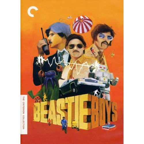 Criterion Collection: Beastie Boys Anthology [DVD]
