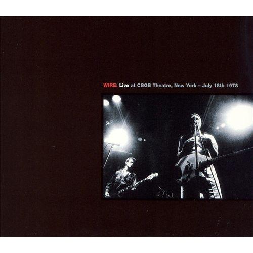 Live at the Roxy/Live at the CBGB Theatre [CD]