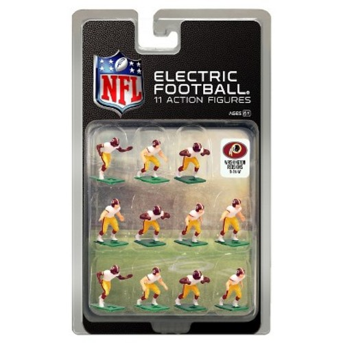 Tudor Games Washington Redskins White Uniform NFL Action Figure Set