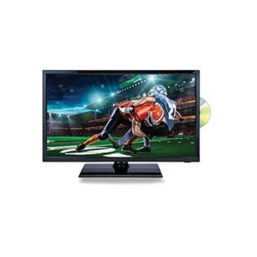 Naxa Electronics Naxa NTD-2255 22-Inches Class LED TV and DVD/Media Player with Car Package