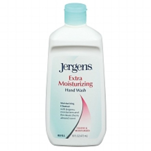 Jergens Extra Moisturizing Hand Wash Refill Cherry Almond