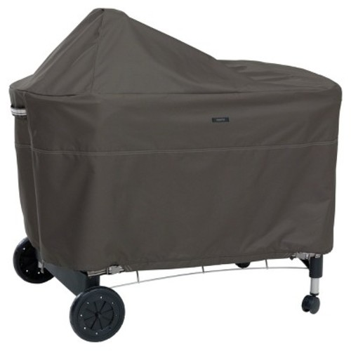 Ravenna Grill Cover - Dark Taupe - Classic Accessories