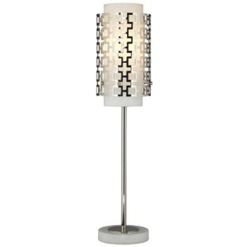 Parker Buffet Lamp [Finish : Polished Nickel]