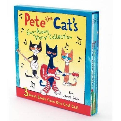 PETE THE CAT: POB SLIPCASE