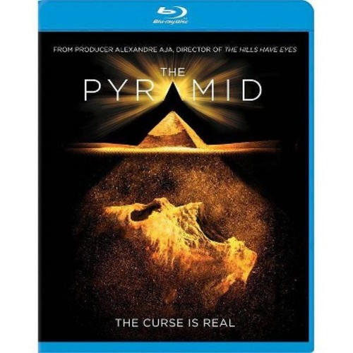 The Pyramid (Blu-ray Disc)